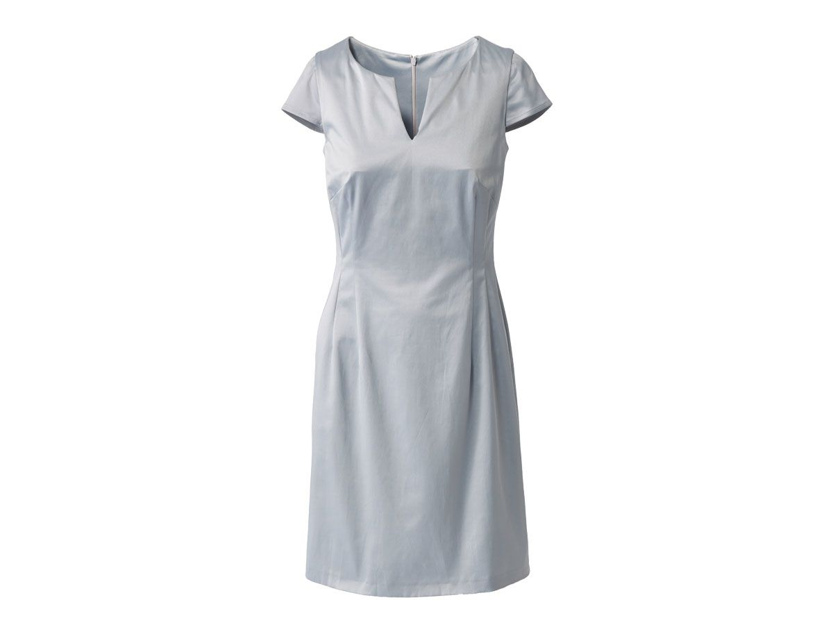 Schnittmuster: Business-Kleid nähen - eine Anleitung   Kleid nähen ...