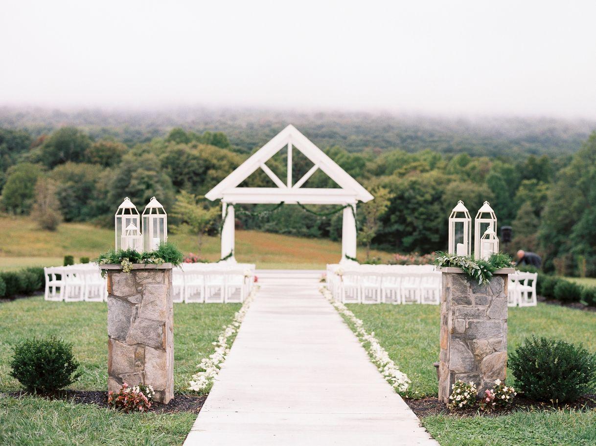 Springfield manor winery wedding in frederick maryland frederick