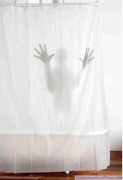 Horror Shower Curtains Scary Shower Curtains Psycho Shower