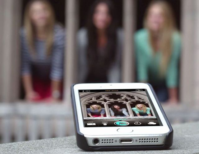 Introducing 'CaseCam' – an all new way to take selfies