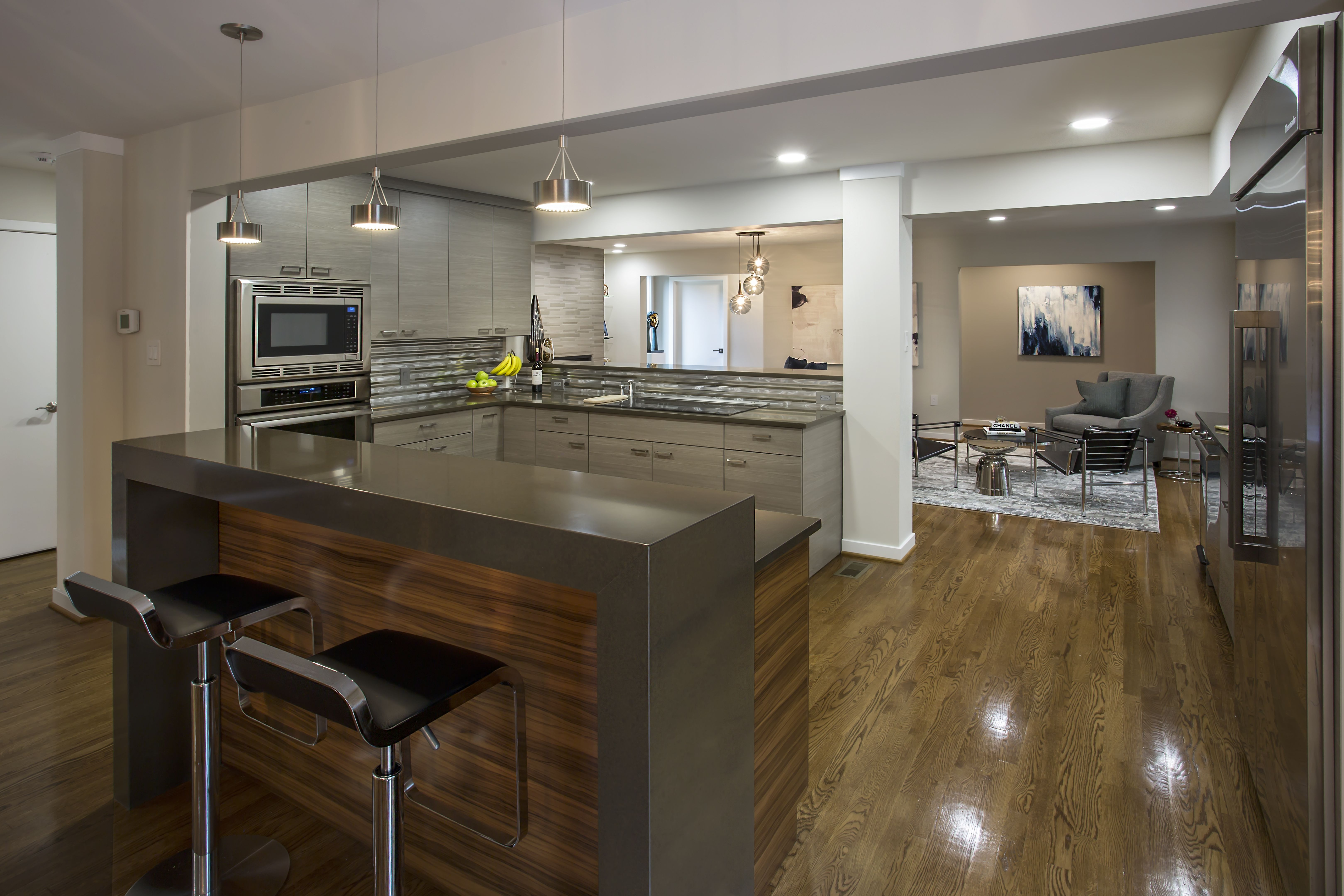kitchen remodeling project by vmax llc in richmond,va | vmax homes