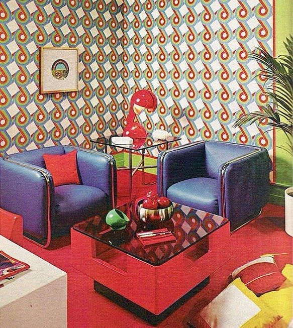 Decoration U.S.A.(1965) By Jose Wilson And Arthur Leamon