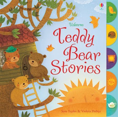 Usborne Teddy bear stories - A cosy collection of five teddy bear ...