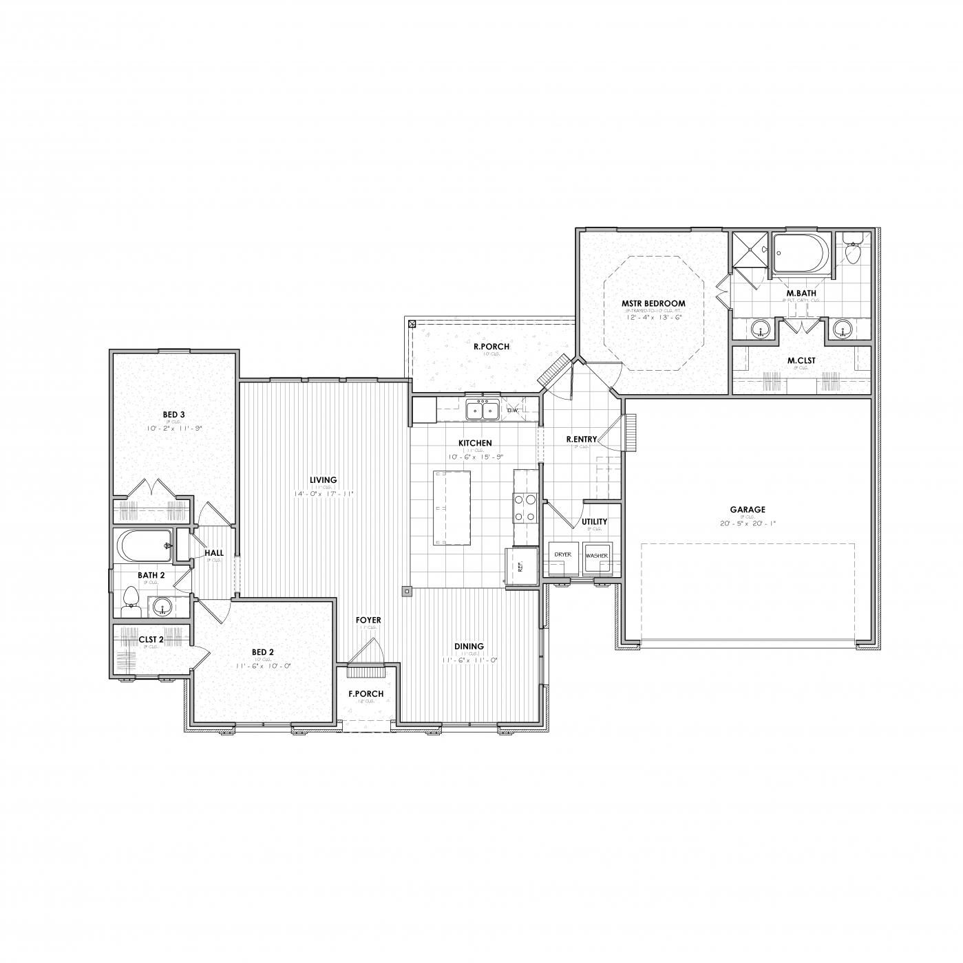 The Beauvoir Manuel Builders In 2020 Country Style House Plans Floor Plans Acadian Homes