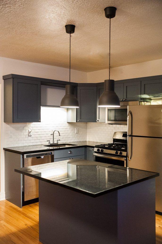 KitchenApartment Kitchen Light Fixtures Ideas Kitchen Recessed - Galley kitchen ceiling lighting