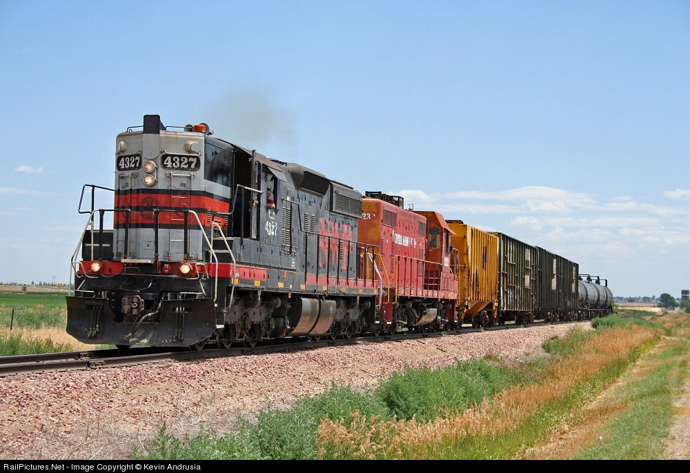 RailPictures.Net Photo: OMLX 4327 Northwestern Pacific Railroad ...