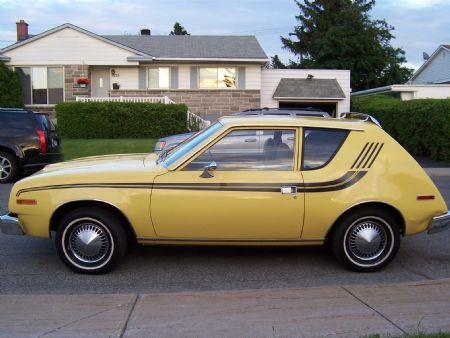 1977 Amc Gremlin For Sale Montreal Quebec Amc Gremlin Gremlin