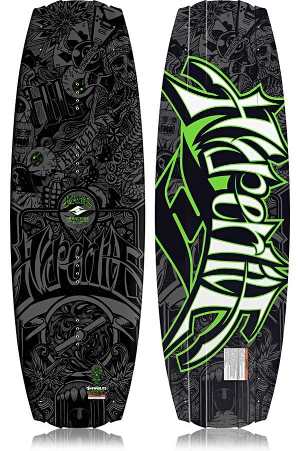 Hyperlite Franchise Wakeboard 2013 Wakeboarding Sports Snowboarding