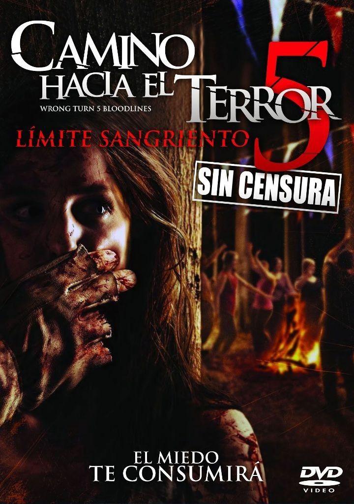 Camino Hacia El Terror 1 Allpeliculashd Wrong Turn Free Movies Online English Movies