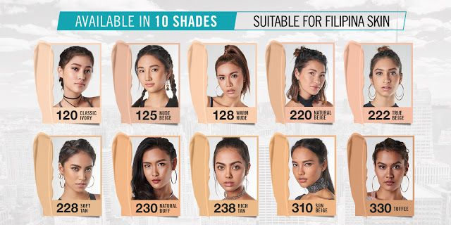 maybelline foundation review