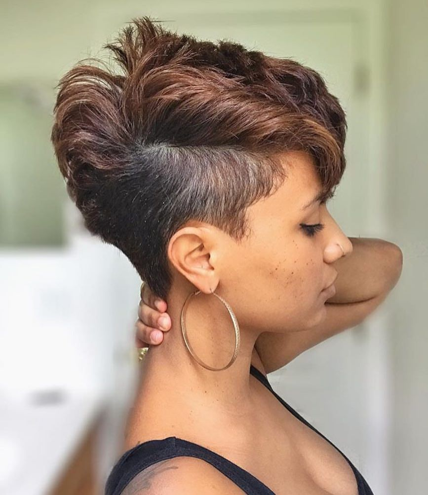 This cut is fresh af thecutlife shorthair dopecut