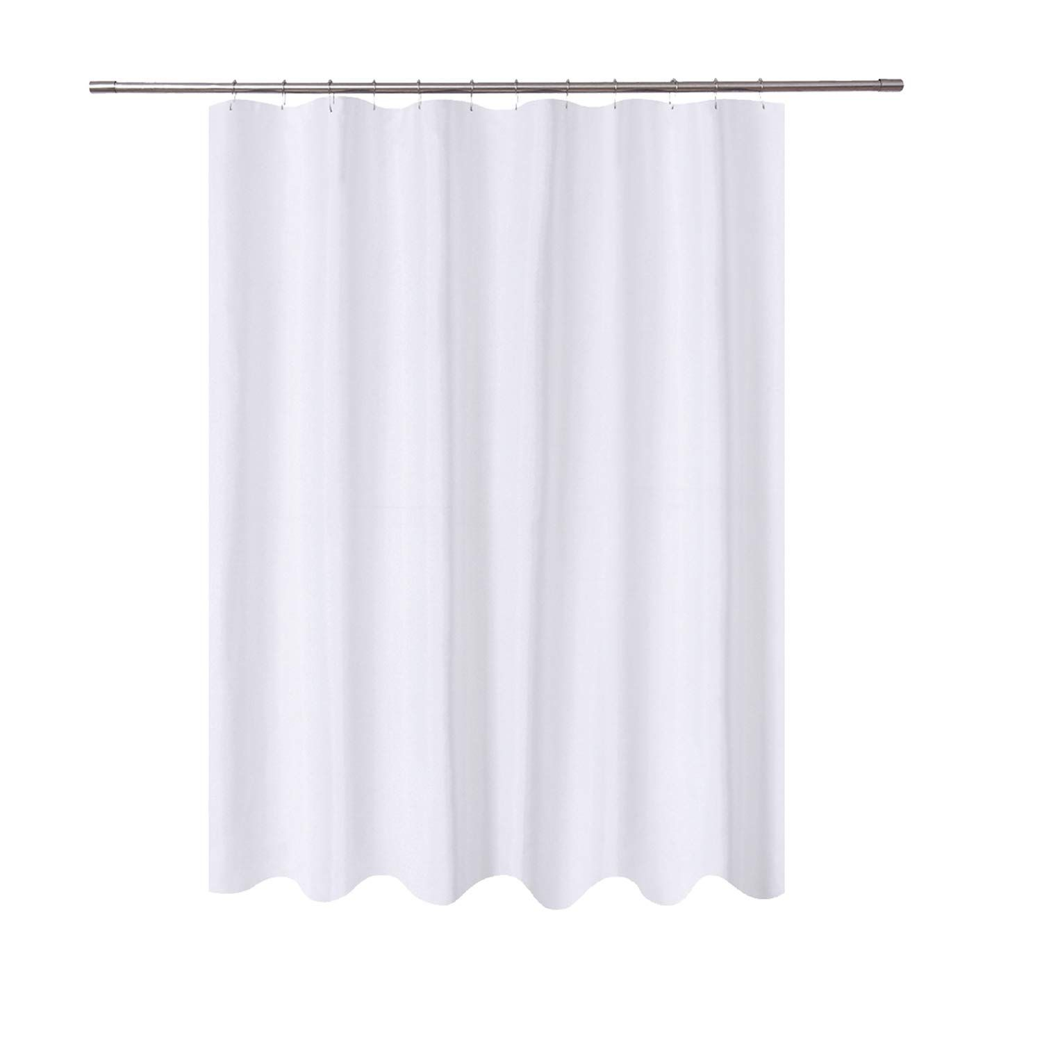 N Amp Y Home Long Fabric Shower Curtain Liner 72 X 78 Inches
