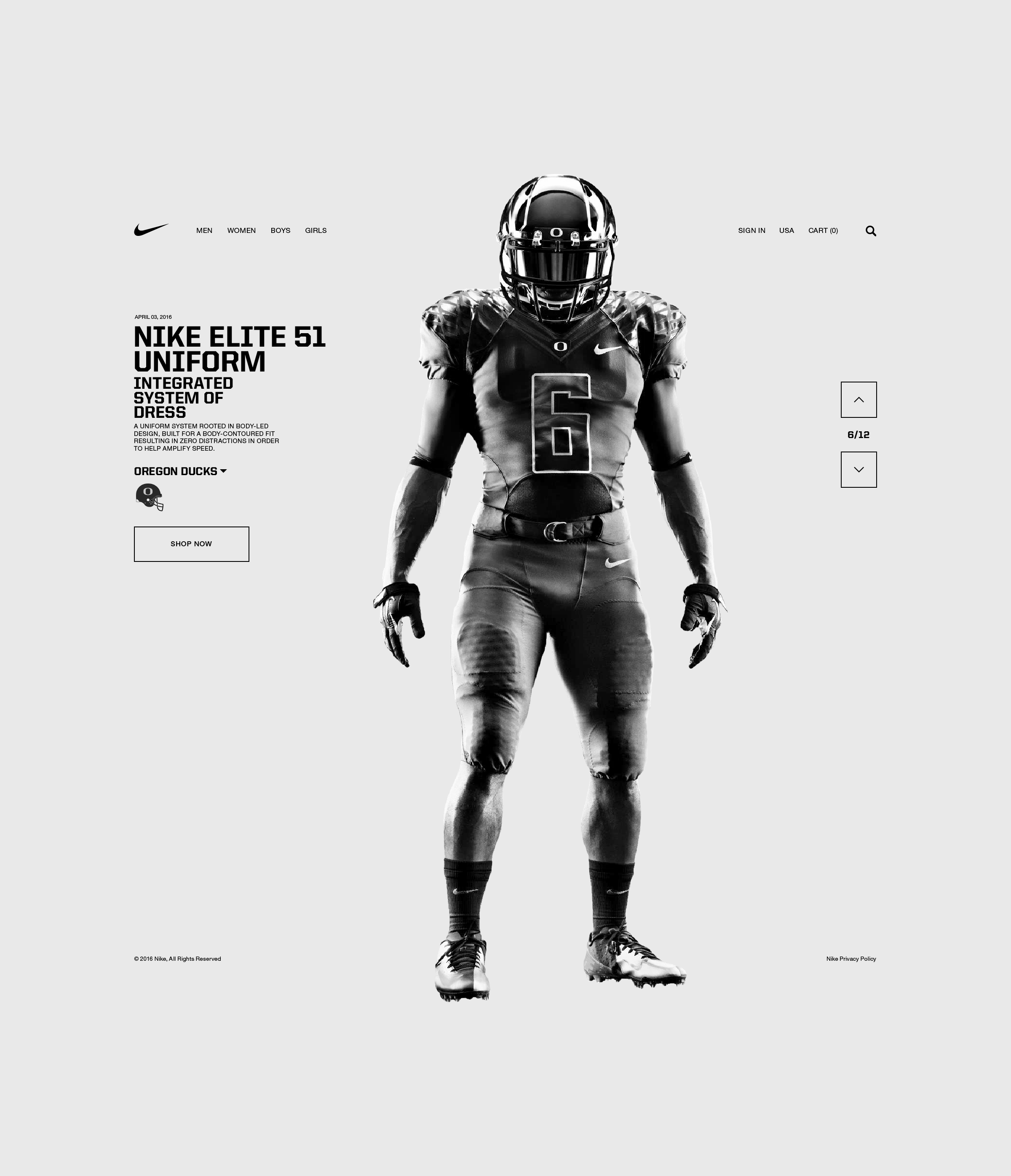 Nike Elite 51 Uniform I M Not Nike S Biggest Fan But This Was A Nice Design Sports Graphic Design Graphic Design Logo Fitness Design