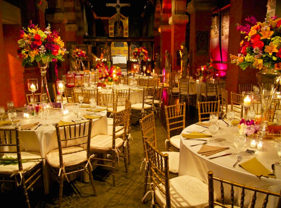 Our wedding venue! Fleisher Art Memorial, Philadelphia.