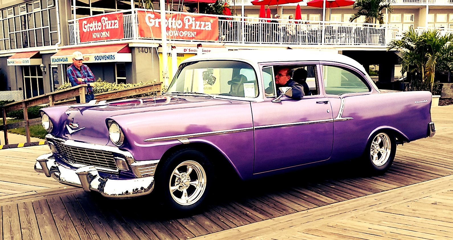 Boardwalk parade Friday 5/15/15 in Ocean City, MD | Classic Cars ...