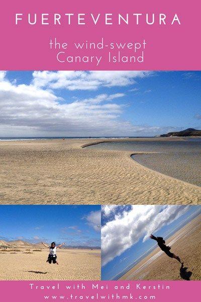 Fuerteventura: thewind-swept Canary Island © Travelwithmk.com