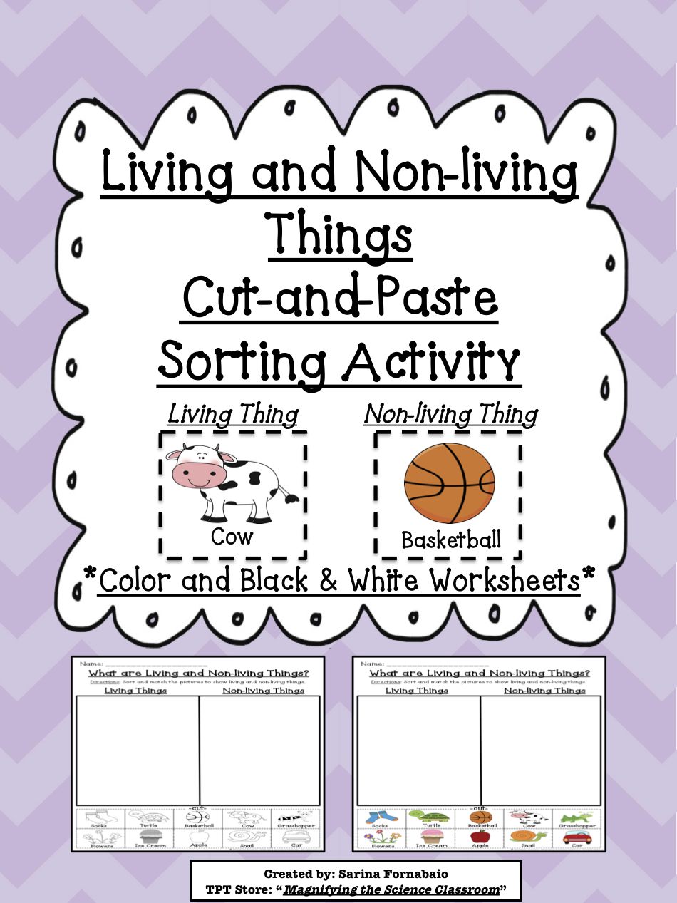 Free worksheets - Living and Non Living Things Worksheets  multiplication, learning, alphabet worksheets, free worksheets, and worksheets Classifying Living And Nonliving Things Worksheet 2 1267 x 950