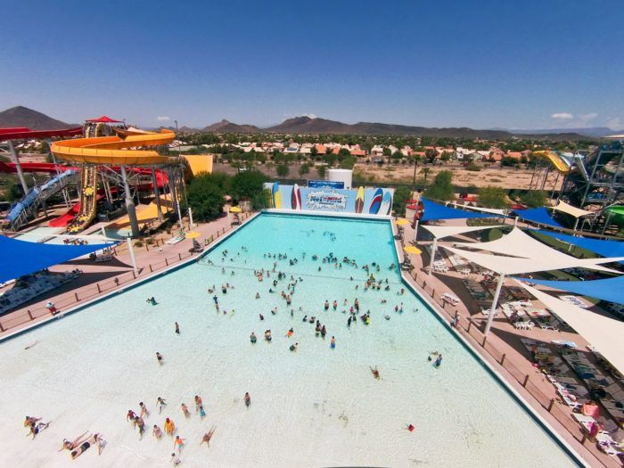 these swimming spots in arizona were named the best in the country rh pinterest com