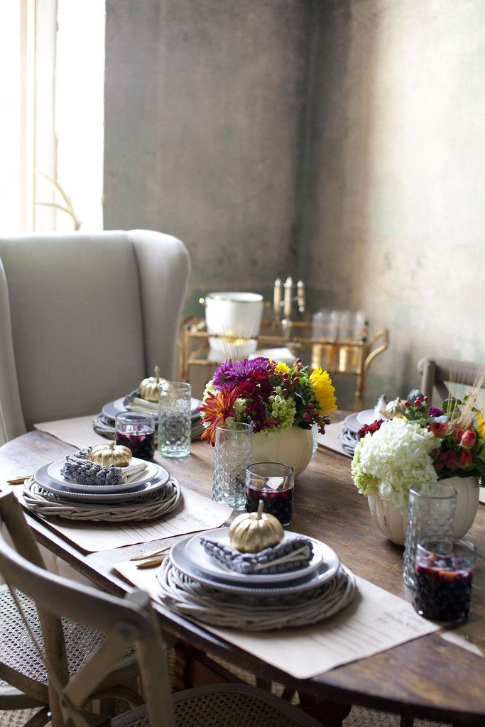 The importance of thanksgiving | RefreshMint | Mintwood Home. Table Settings Thanksgiving & The importance of thanksgiving | RefreshMint | Mintwood Home ...