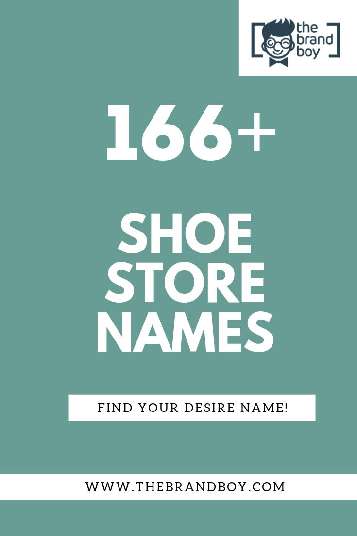 366 Best Shoe Store Name Ideas Ever Thebrandboy Com Store Names Ideas Shoes Names Best Shoe Stores