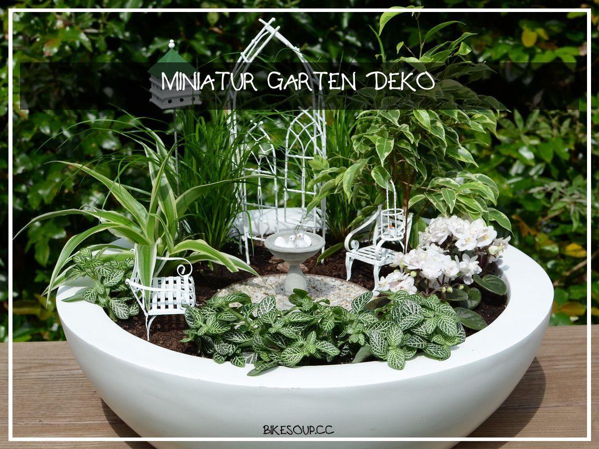 72 Genial Miniatur Garten Deko 72 Genial Miniatur Garten Deko Mini Garten Miniaturgarten Geschenk Garten