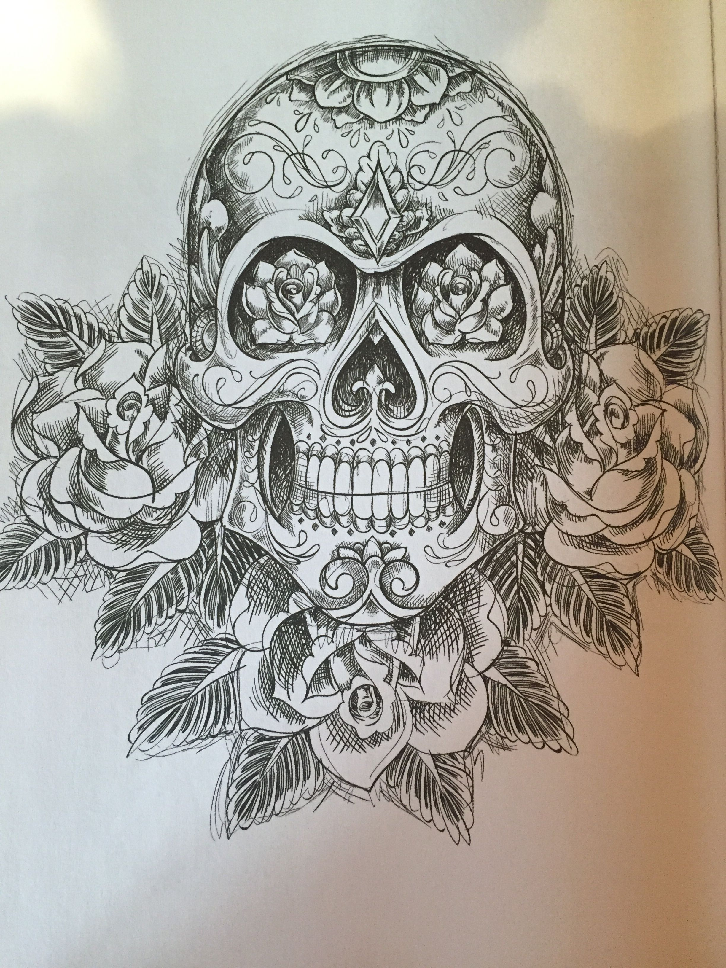 Perfect example of the hip tattoo I want | Tattoos | Pinterest