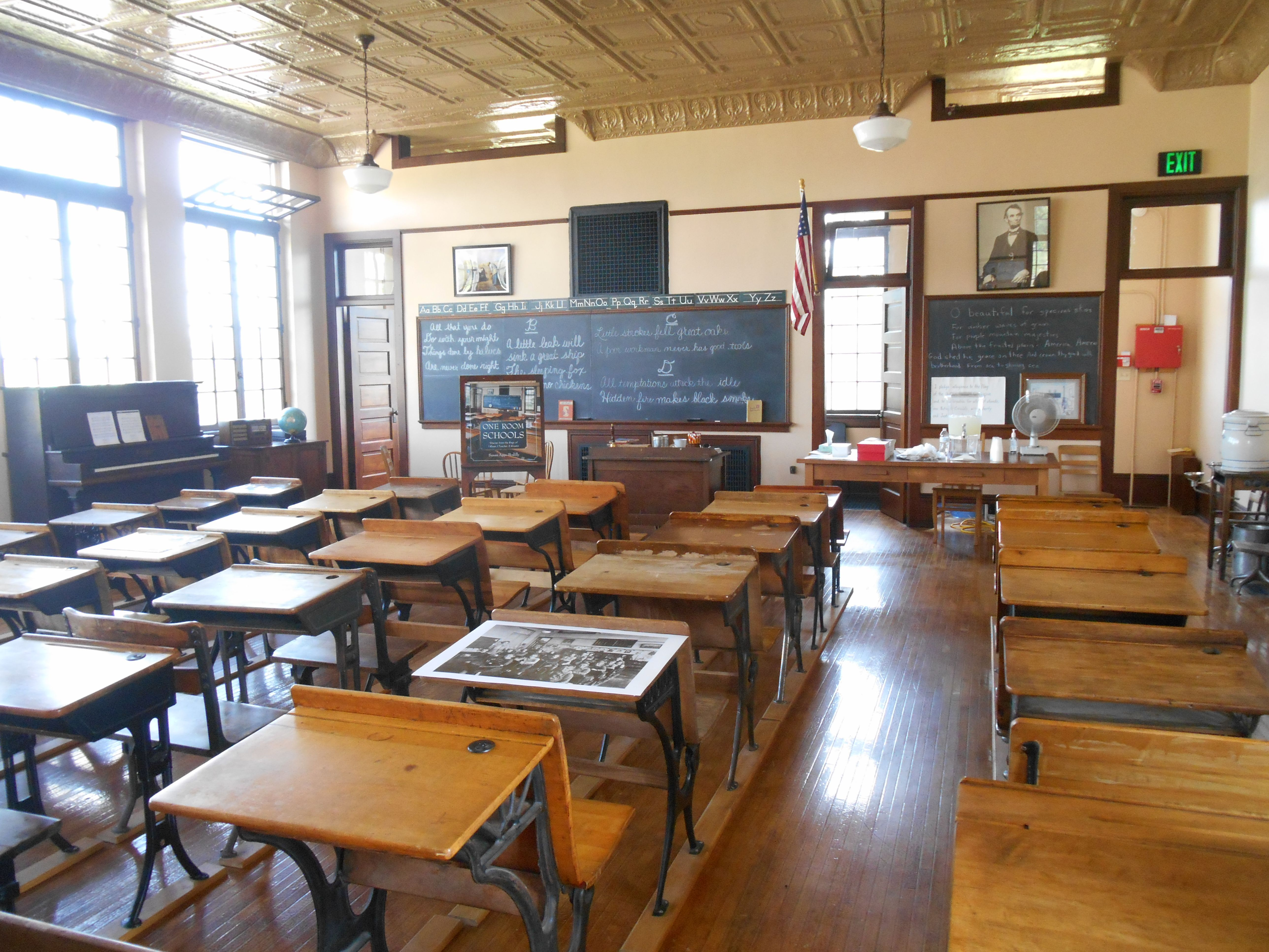 Reed School A Wisconsin Historic Site Neillsville