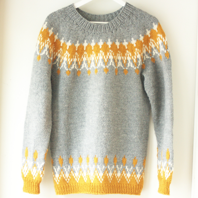 12 Inspiring Icelandic Sweater Patterns | Ravelry, Patterns and ...
