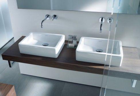 4 bonnes raisons d\u0027installer une double vasque dans une salle de