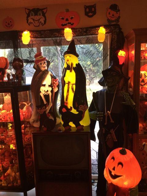 Vintage Halloween Collection #5 vintage Halloween Pinterest - vintage halloween decorating ideas