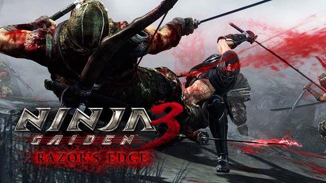 Ninja Gaiden 3 Razor S Edge Wii U Iso Usa Ninja Gaiden Ninja Wii U