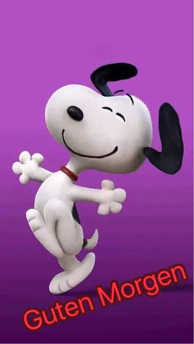 Pin By Birgit Crews On Guten Morgen Guten Tag Snoopy