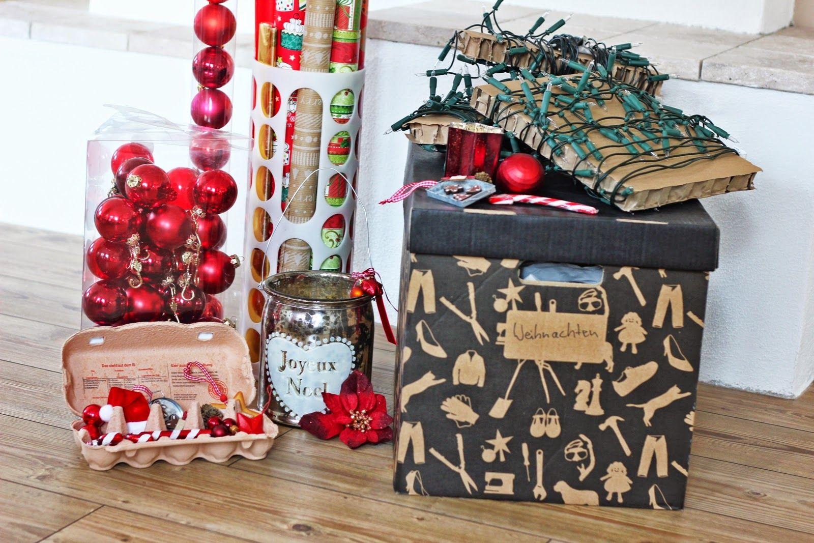 Aufbewahrung Weihnachtskugeln.Pin By Lashelle Parrish On Christmas Holiday Organizing