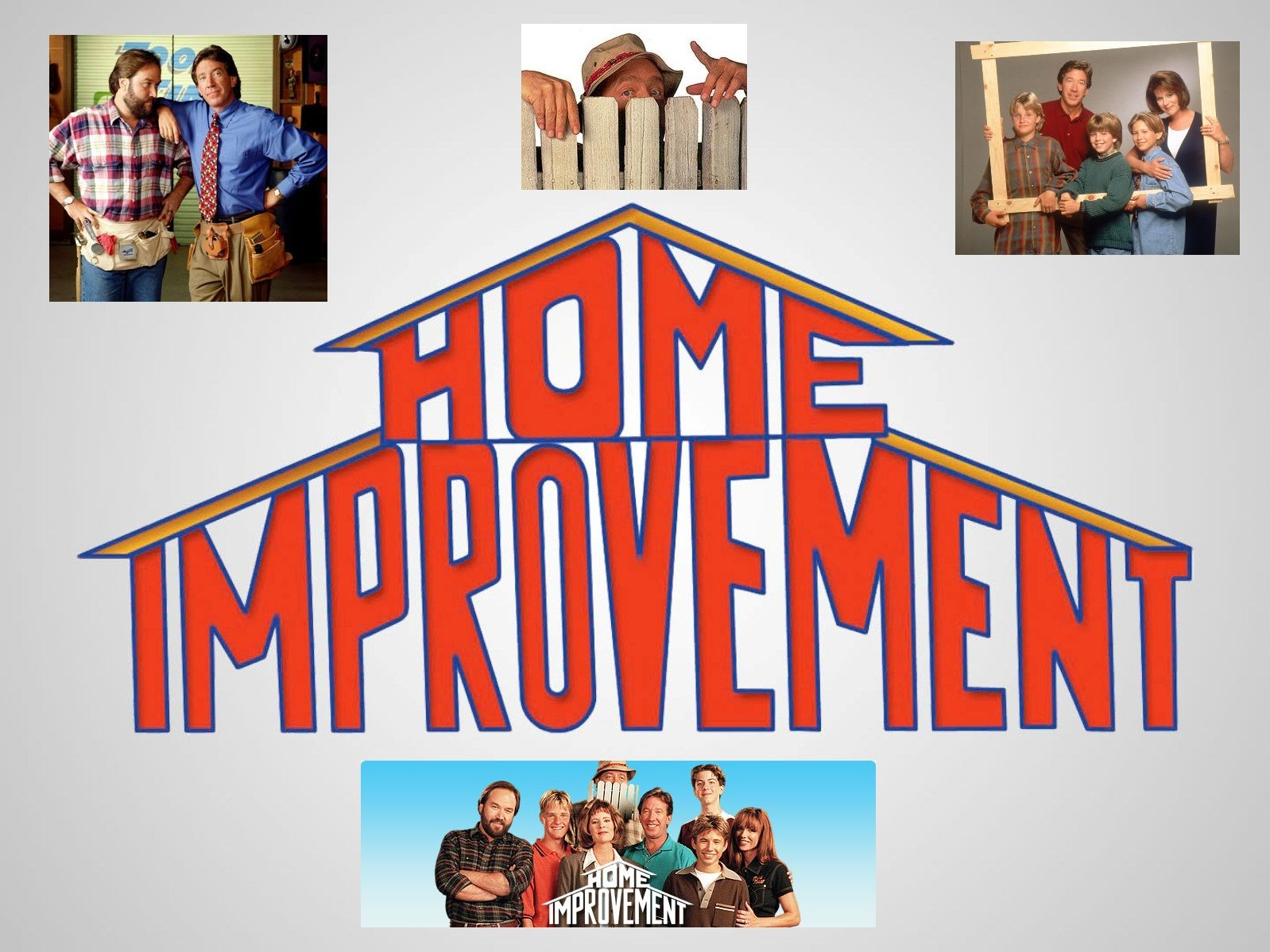 home improvement tv show needs to be on Netflix. Home