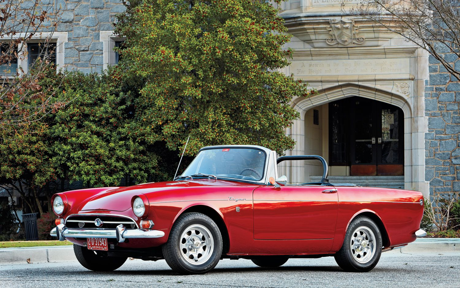 Sunbeam Tiger Photos Informations Articles Bestcarmag