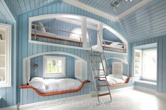 World s Coolest Bunk Beds for Kids Amazing bunk beds Home
