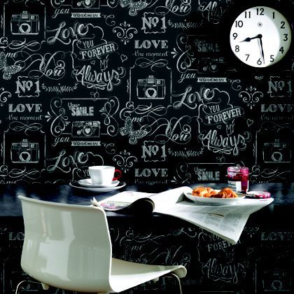 fresco chalkboard messages wallpaper 20 offer now available