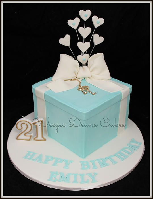 Female Birthday Cakes Weegee Deans Cakes Girls Birthday Cakes