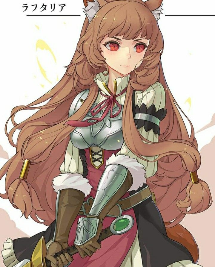 Pin by 𝓚𝓪𝔂𝓵𝓪 ♡ on The rising of the shield hero Anime