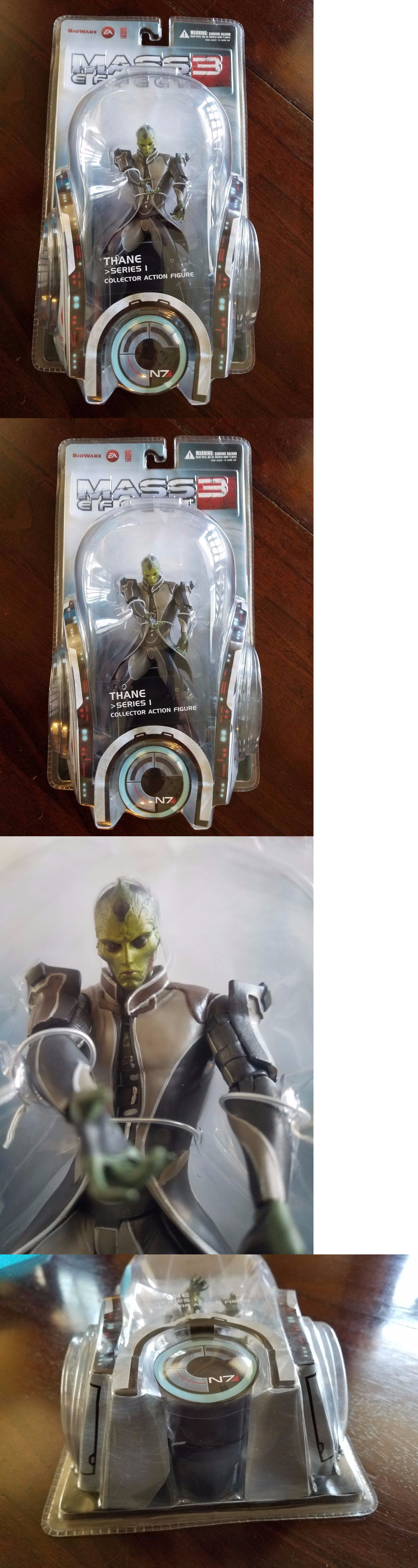 toys and games mass effect 3 series 1 thane action figure big fish