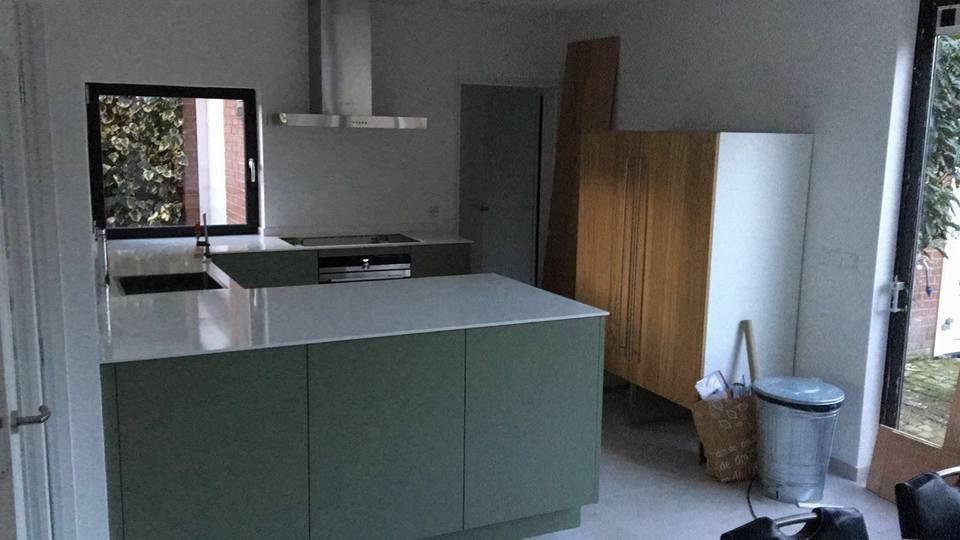 Ikea Keuken Frontjes : Groene keukenfrontjes voor ikea keukens kleuren keukendeurtjes