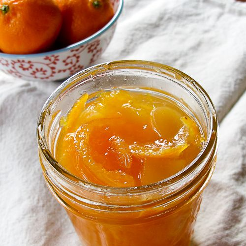 clementine ginger marmalade - for pancakes and many other things