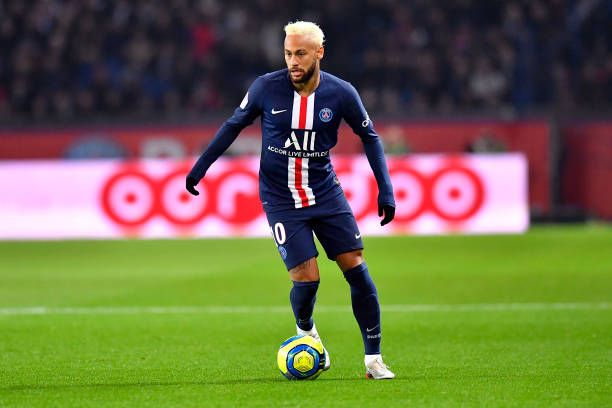 World's Best Neymar Vs Monaco 2020 Stock Pictures, Photos ...