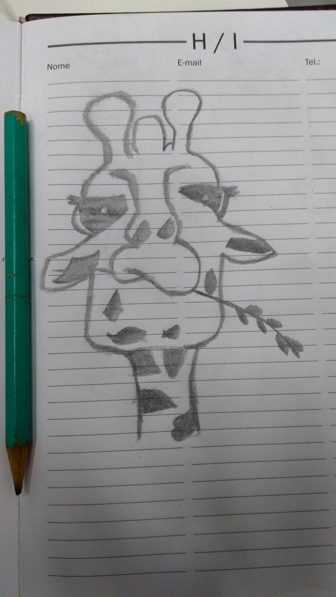 Meu novo desenho