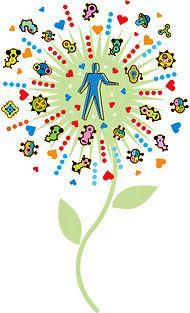 Tending the Body's Microbial Garden