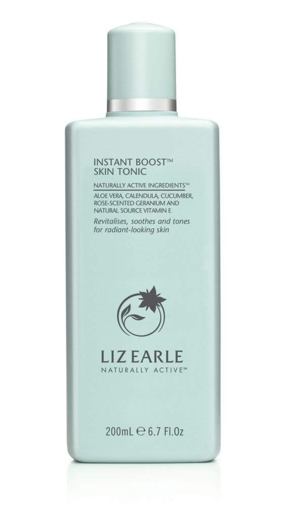 LIZ EARLE INSTANT BOOST SKIN TONIC - Refresh, soothe and brighten the appearance of skin with this heavenly floral-scented, non-drying toner.