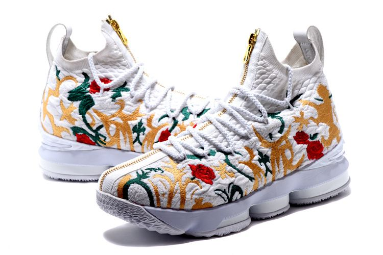 quality design 0fee3 b9811 sko svart nike lebron 15 lmtd ep aa3857 900 multi color  cheap kith x nike  lebron 15 floral zip 2017 for sale