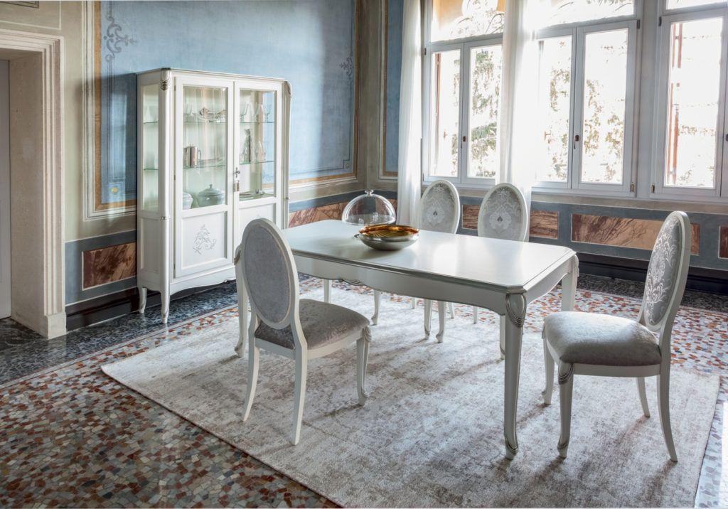 Tavolo stile classico modello Teodoro di Tonin Casa | Tavoli da ...