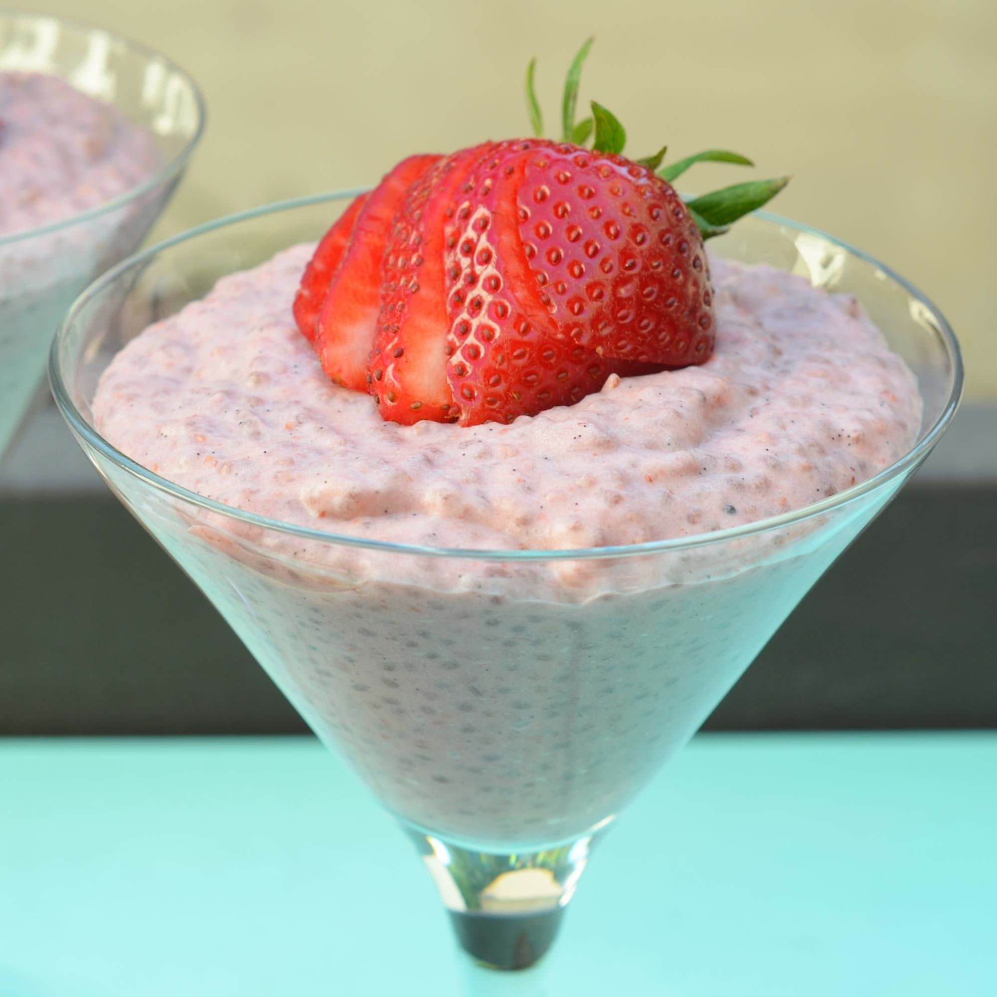 Dairy-Free Dessert Recipe: Strawberries &