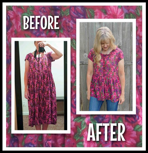 Second Chances by Susan: The Fuchsia Tunic | Sewing | Pinterest